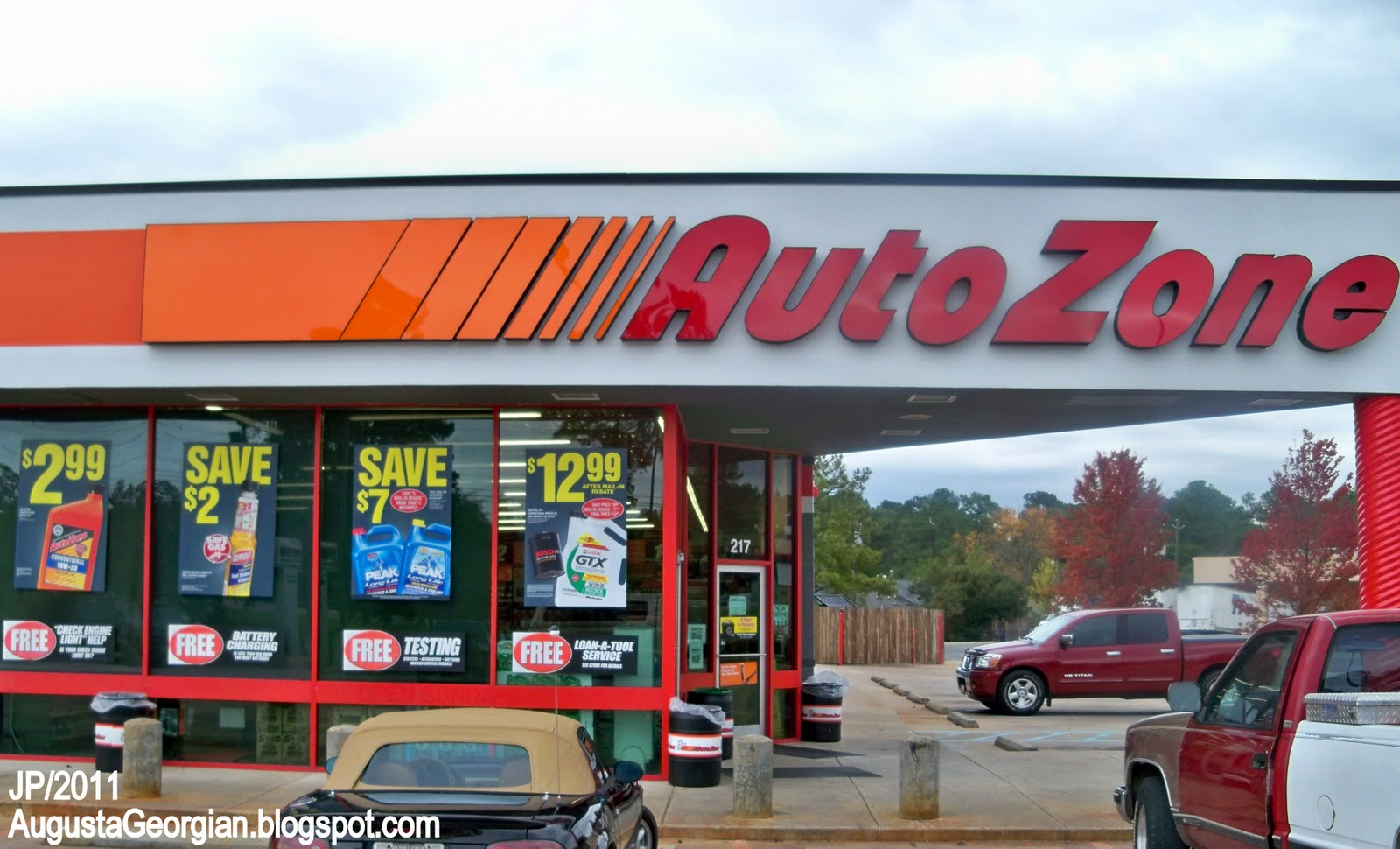 AutoZone is the automotive parts and accessories sales and distribution leader within the United States, Puerto Rico, Brazil, and Mexico. Each AutoZone store handles a wide assortment of automotive products for all kinds of vehicles, SUV's, Trucks and even light Cargo trucks, including both new and remanufactured parts, maintenance products, accessories, and other products.