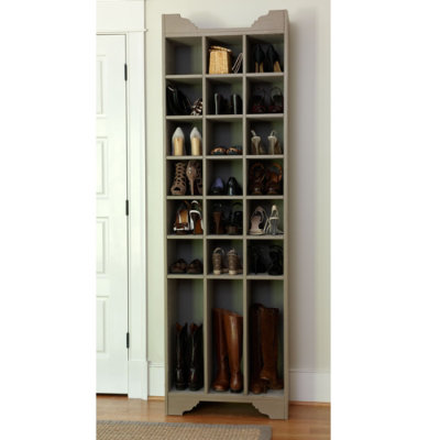 Mud Room Shoe Storage