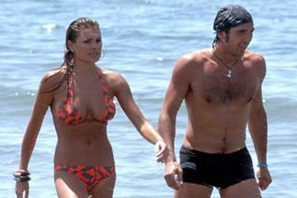 Big love gianluigi buffon and alena seredova football news