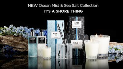 Ocean Mist + Sea Salt