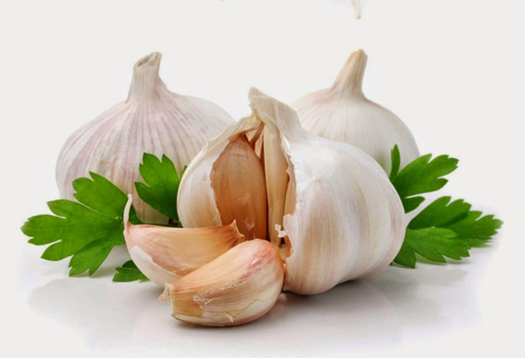 Garlic vegetables for detoxify , herbs, herbal adn healty