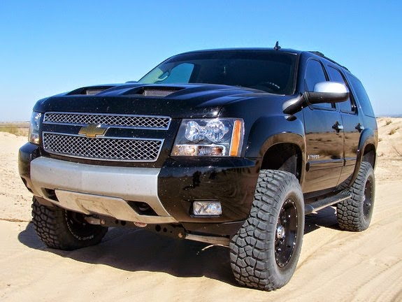 Tricked Out Chevy High Country Autos Post