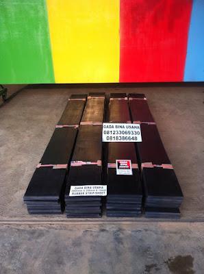 Elastomer Bearing Pads untuk irigasi