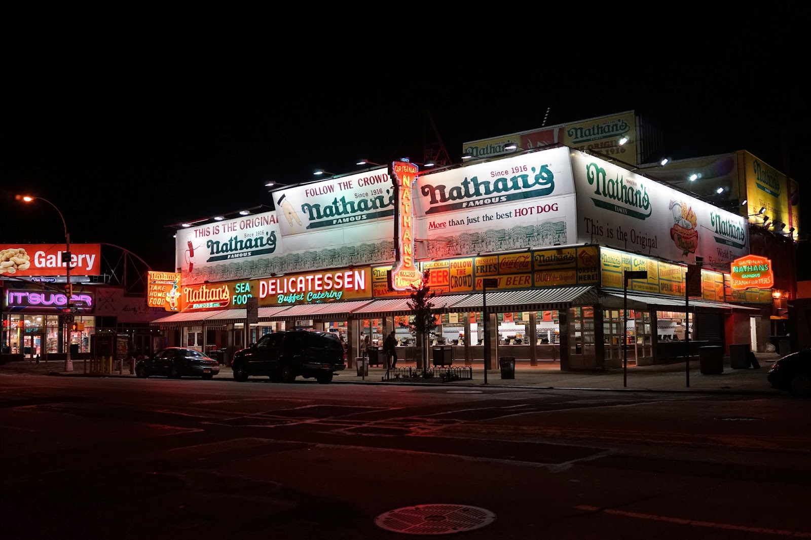 nathan's cony island