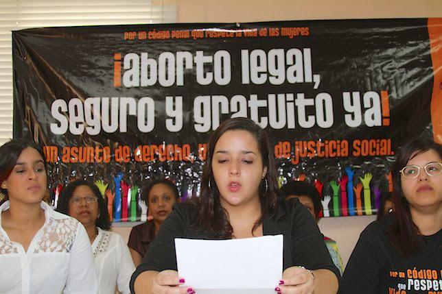 Nuevas protestas en reclamo de la despenalización del aborto serán llevadas a cabo en la República Dominicana y en otros países de América Latina y el Caribe.
