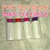 Batons coleção Por um verão mais colorido Avon Color Trend