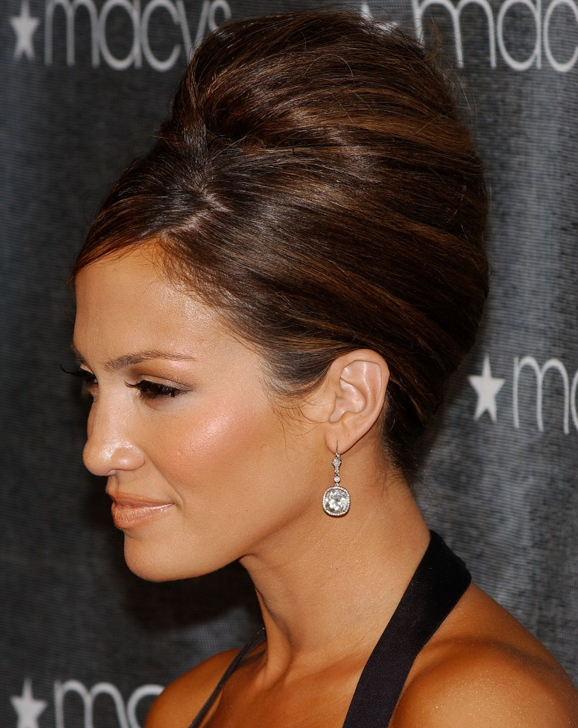 Celebrity Messy Updo Hairstyles Ideas