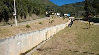 Área próxima ao Campo Grande também limpa pelo INEA