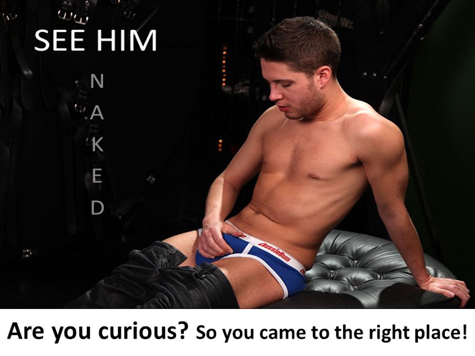 See Him Naked