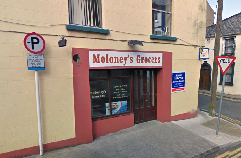 Moloney's Grocers, Wexford