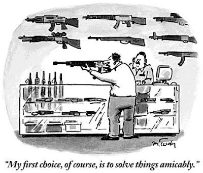 Plus, Alex Koppelman ponders.  Mitt Romney, the Gun-Control Candidate.