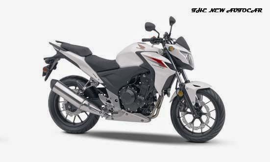 Specifications Honda CB500F