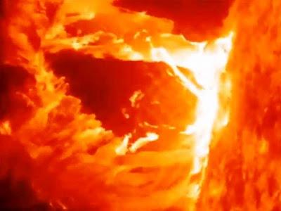 Εκπληκτικό βίντεο για τον Ηλιο μας