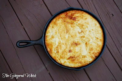 Sourdough Corn Bread (Sourdough Surprises)