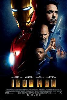 ดูหนังออนไลน์ Iron Man มหาประลัยคนเกราะเหล็ก