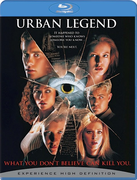Urban Legend 1998 Dual Audio Hindi Dubbed BRRip 720p 850mb