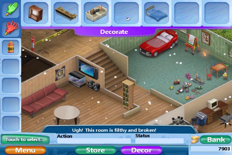 Pc Game House Design