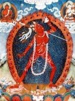 Vajrayogini - Highest tantric Buddha