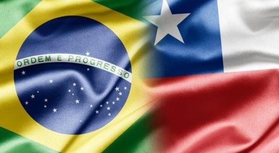 Hasil Skor Akhir: Brasil vs Chili Piala Dunia 16 Besar (Sabtu, 28 Juni 2014)