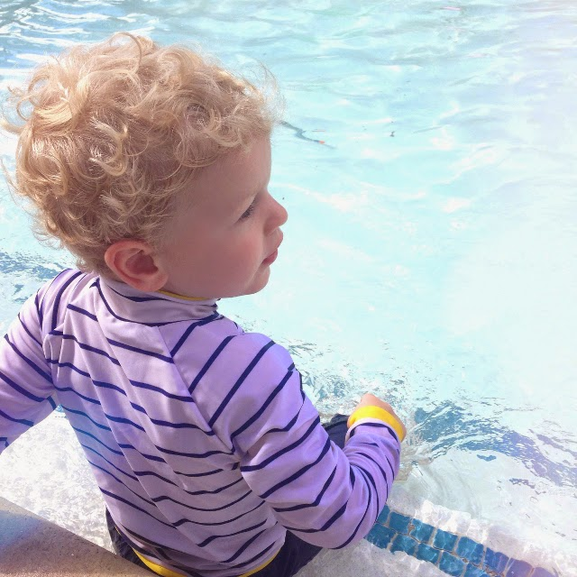Easy Kid Swimwear with UV Protection