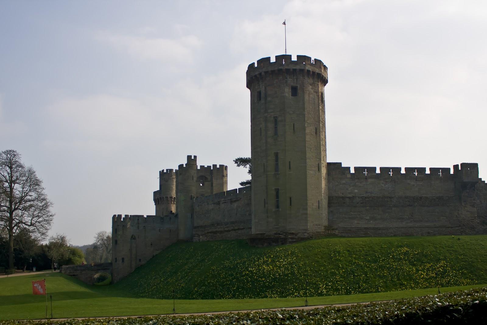 замок средневековый картинки