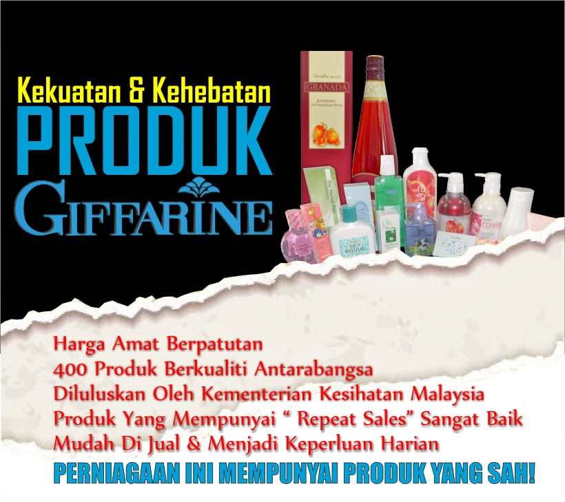Produk Giffarine
