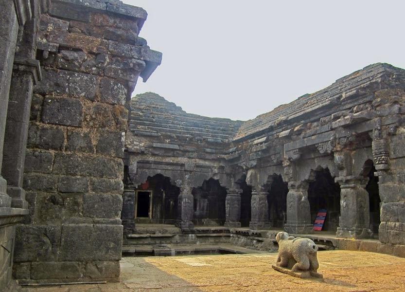 Krishna Temple in Mahabaleshwar