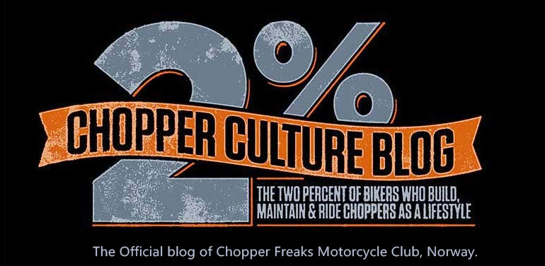 Chopper Culture Blog
