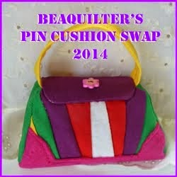 Pincushion Swap 2014