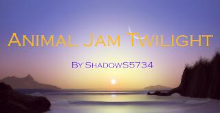 Animal Jam Twilight