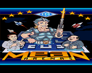 Mean Arena's - Amiga