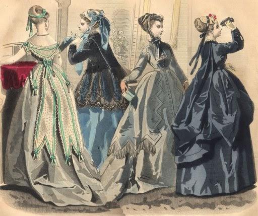 Mujeres época victoriana - steampunk