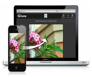 Bump Now Lets You Transfer Photos From Your Smartphone to pc