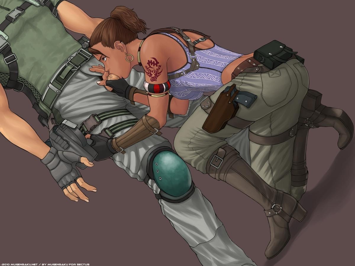 Resident Evil5 Hentai