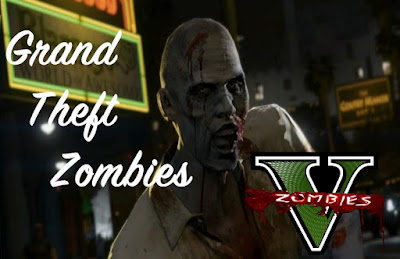 Grand Theft Zombies Mod