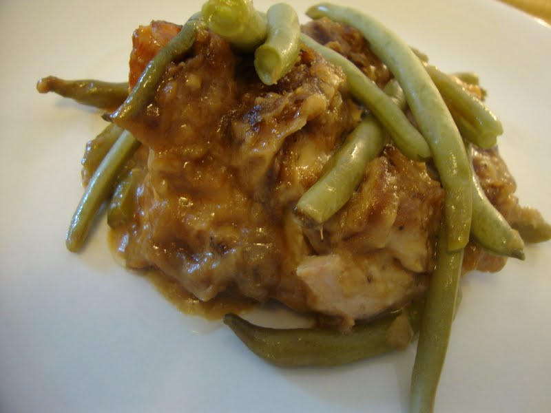 A Busy Mom S Slow Cooker Adventures French Fried Onion Chicken With