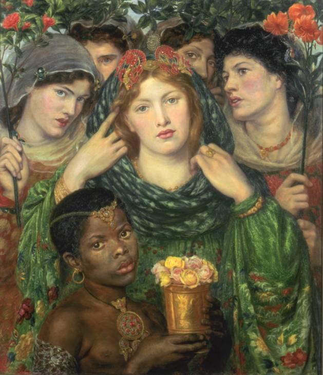 Pre Raphaelite Art  Pre