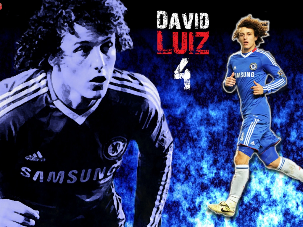 World Sports Hd Wallpapers David Luiz Hd Wallpapers picture wallpaper image