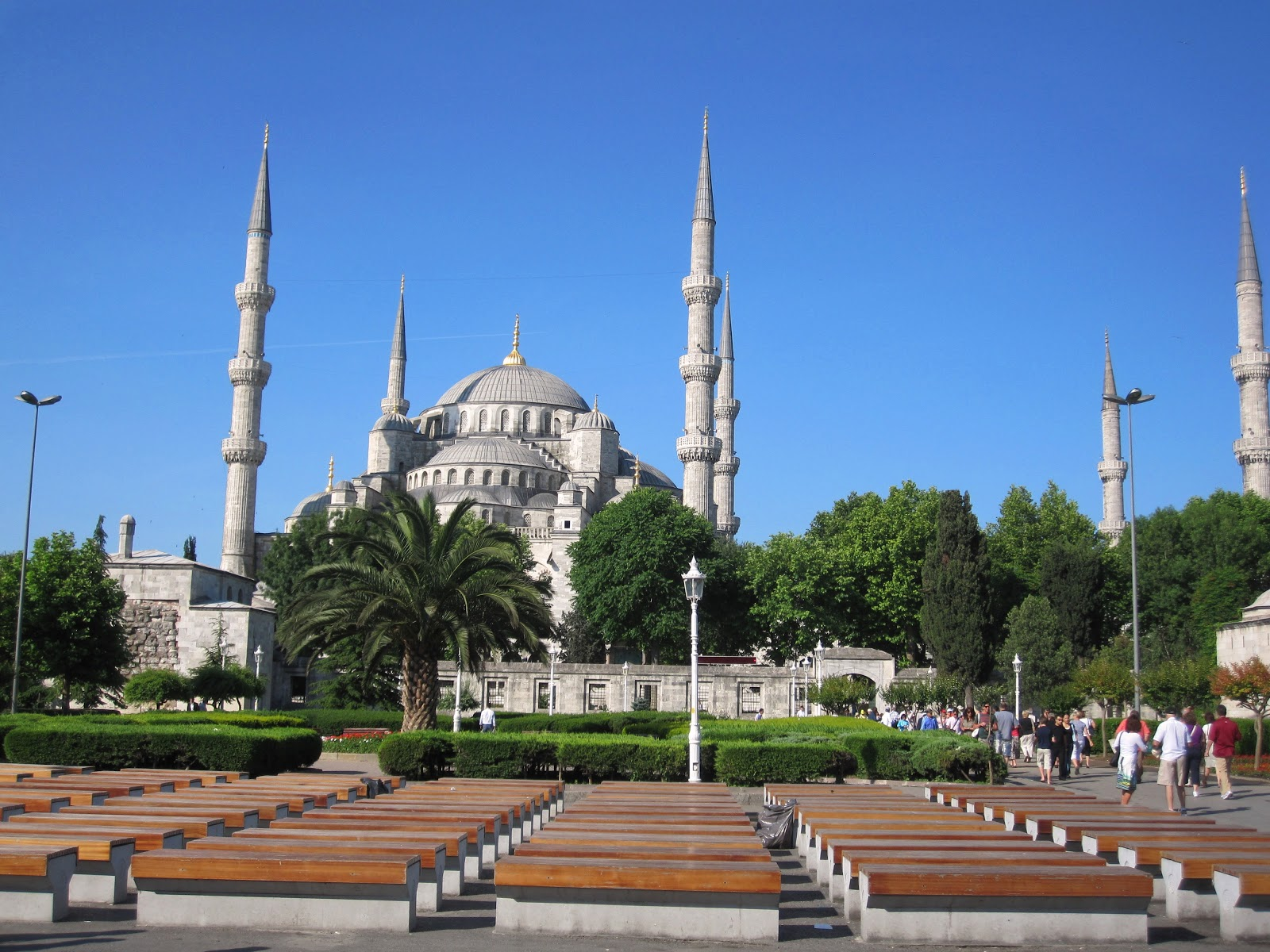 Sultan Ahmed Or Blue Mosque