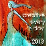 Creative Every Day Challenge 2013 - Sign Up and Create!