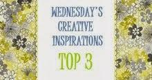 Topp 3 Creative Inspiration Challenge