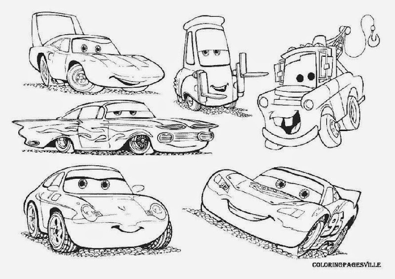 Free Lightning Mcqueen Coloring Pages To Print (10 Image ...