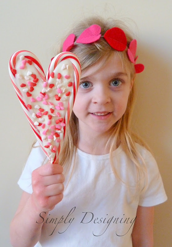 Heart Lolly Pops