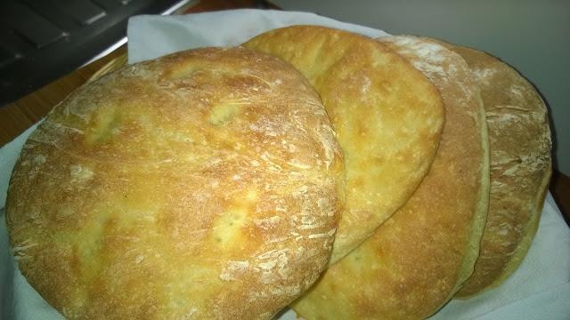 Kaura-perunaleivät