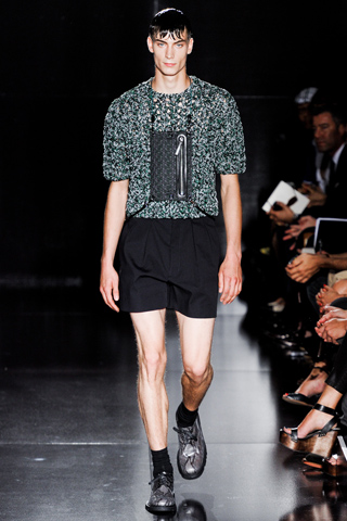 Fasholic: Jil Sander Men S/S 2012