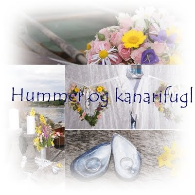 Hummer og Kanarifugl