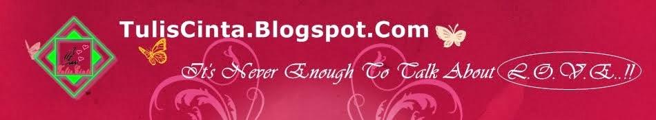 TulisCinta.Blogspot.Com