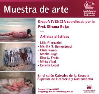 .Muestra de Arte.