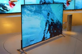 This 4K TV is thinner than a smartphone (cell phone)