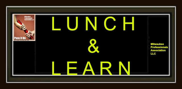 LUNCH & LEARN RSVP & PAY
